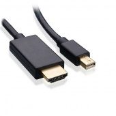 Кабель-переходник Mini DisplayPort M => HDMI M 1.8m VCOM (CG695-B)
